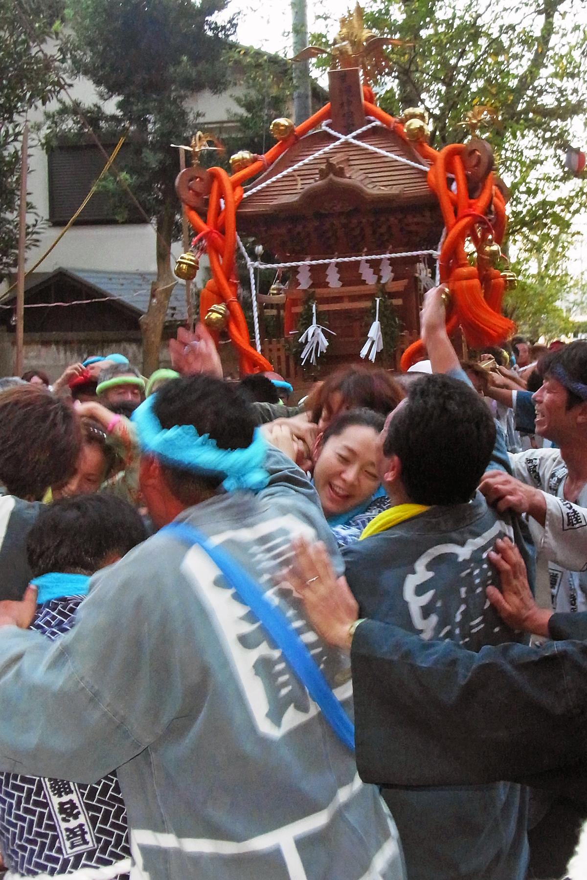 甘綱祭り12