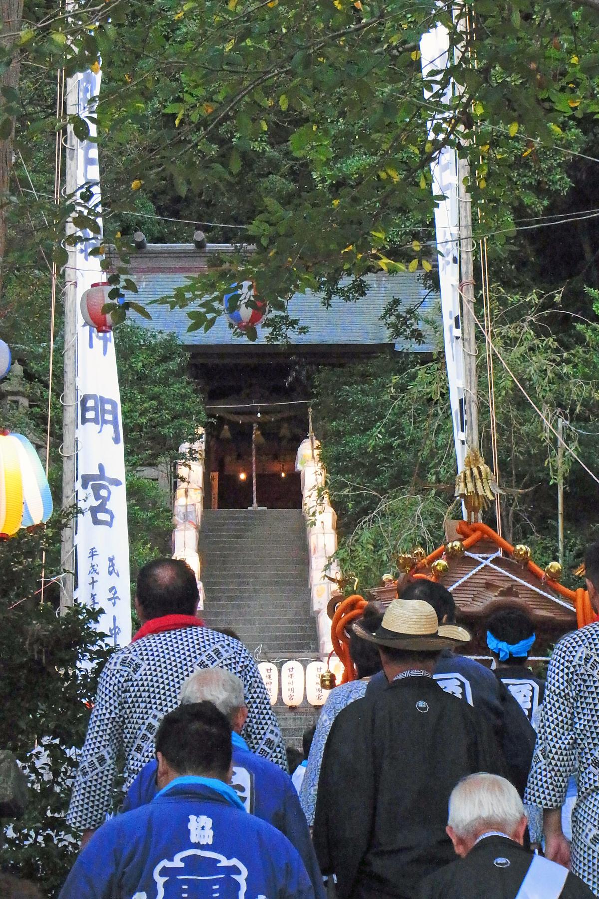 甘綱祭り14