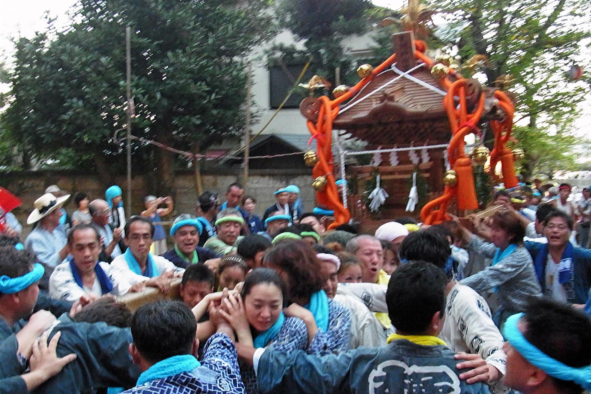 甘綱祭り15