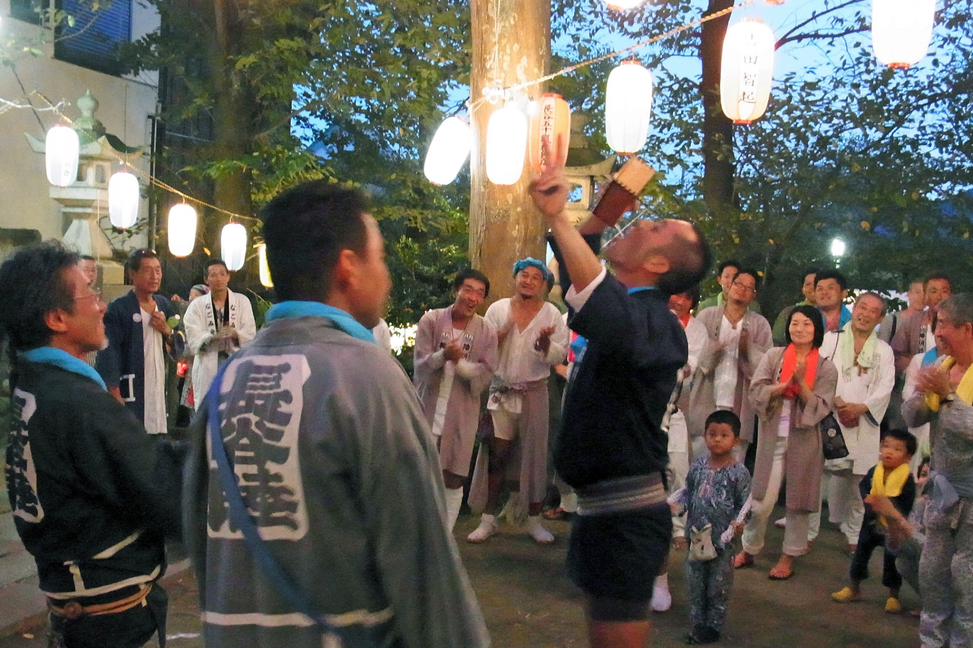 甘綱祭り18